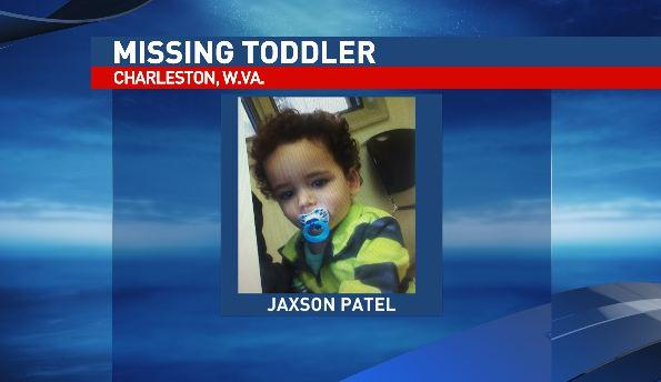 An Amber Alert has been issued for Jaxson Patel, a missing 20 month http://t.co/QvUEtkstvl #EyewitnessWV http://t.co/meMhI3RWba