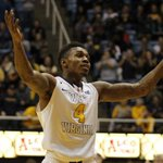 ICYMI: Daxter Miles said WVU would beat Kentucky in the #Sweet16. They're now losing 40-15 http://t.co/WxFs3P90XF http://t.co/VKypkGY4sa