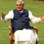 """@IndiaToday: Former Prime Minister #AtalBihariVajpayee to be conferred #BharatRatna today http://t.co/tvcyslNJve http://t.co/p4W18VxZJv"""