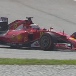 With 30 minutes of #FP1 remaining Sebastian Vettel posts his first lap time - and hes sixth fastest #MalaysiaGP http://t.co/aCbBAz9ujj