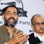 Decks cleared for Bhushan, Yadavs ouster from AAP, say sources #AapCrisis http://t.co/yRHuet1L7a http://t.co/blN55FIU5Q