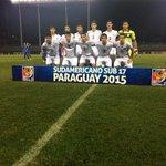 #SudamericanoSub17 | ¡Final del partido! Uruguay vence 2-1 a Argentina por la cuarta fecha del Hexagonal Final. http://t.co/iY4dfU5Iev