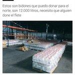 Ejemplo a seguir señores empresarios, este pequeño empresario donó 12 mil litros de agua @RodrigoArosL #Antofagasta http://t.co/8FvihCAzK0