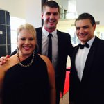 Great to have @JBrown in #Darwin for #NTSportsAwards http://t.co/xGVy3rMFIB