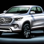 """We call it rough luxury."" Mercedes-Benz outlines a luxury pickup for Europe and South America http://t.co/IOBzj5v6l8 http://t.co/nPDGwDyWWK"