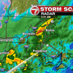 Rain gear needed this morning....radar shows rain across the region. #7news http://t.co/CInDltifzM
