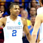 """""""36 and won"""" — Kentucky players react to win over West Virginia http://t.co/ZCI70H8CMG http://t.co/ZaGvcAihaa"""