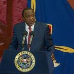 Incase you missed it here is President Uhuru Kenyattas State of the Nation full speech http://t.co/HSShO1vyFL http://t.co/a7zFrHXYGo