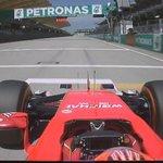 Will Raikkonen be quicker than Vettel again? Will Hamilton make it out of the garage? #FP2 in 45 mins... #MalaysiaGP http://t.co/OKAnCUQmgG
