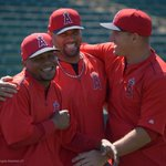 Were the 3 best friends that anyone could have! #LAASpring #AngelsFamily http://t.co/SBfF1P2Ob6