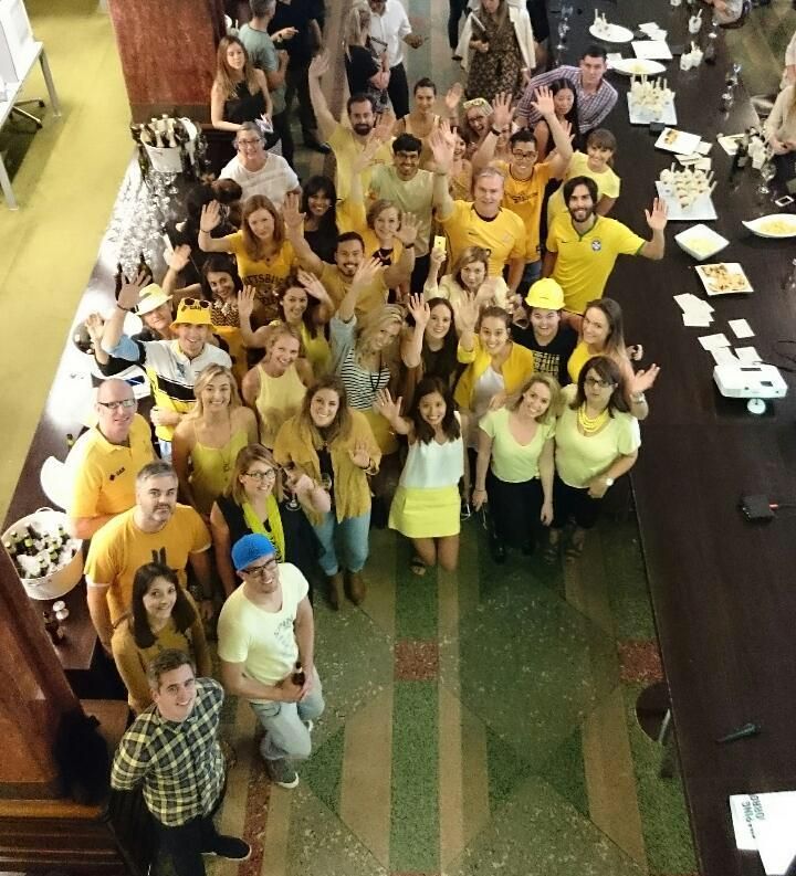 we #WearYellowForSeth #MCSaatchiGoesYellowForSeth http://t.co/5gAF5NEeU3