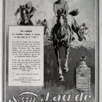 Eau de Cologne 4711 vintage advertising horse ride #art deco ... #etsymntt https://t.co/Jg3MlIGP2t via @seller_tools http://t.co/osUmtfWsrk