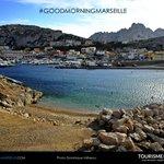 ☀ GOOD MORNING #MARSEILLE ! Grand soleil et douceur mais un Mistral à 80 km qui a du souffle ! ✲ 19 ℃ http://t.co/gZUpmqKtUE