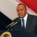 Kenyas President orders corrupt state officials to step aside. Share your thoughts http://t.co/pciXebcYwr http://t.co/NS9klPnVwf