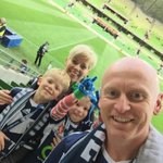 Family night @gomvfc @AAMIPark #10YearsProud #MVCvCCM http://t.co/se7TENrMiF