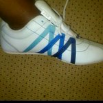 About last evening. Testing my shoe game for tomorrows @Chaseinitiative walk to #SaveAMum. http://t.co/lupeoUzVBe