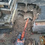 Birds eye view of the Station Hill demolition job in Reading town centre: http://t.co/EHReFNqfZa #rdguk http://t.co/Nx25zpEM5Y