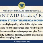 """""""Every student deserves access to a quality, affordable education."""" —President Obama #CollegeOpportunity http://t.co/fO8TZ5RBni"""