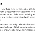 Dissolution of Parliament ahead of #GE2015 will take place on Monday 30 March 2015 http://t.co/TqG4FXx5o6 http://t.co/D7LyMy9SCF