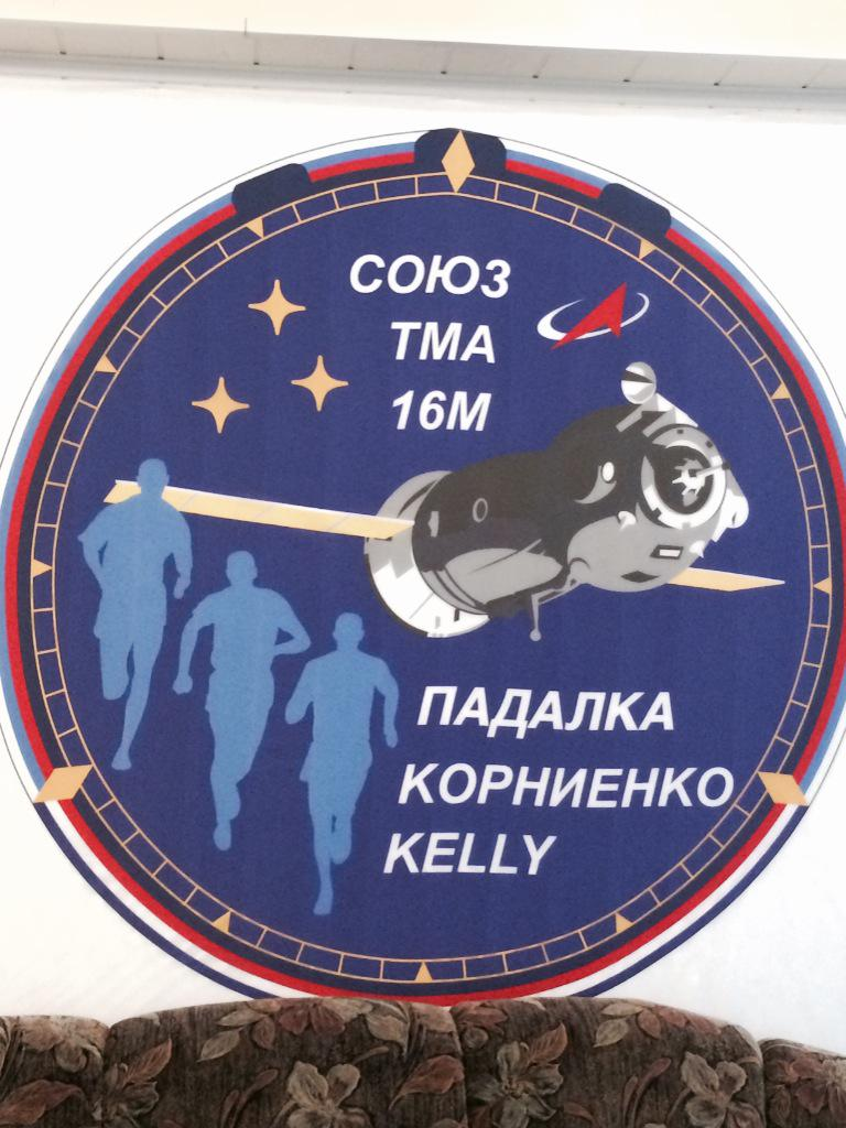 @StationCDRKelly and crew about to leave to get spacesuits on and head to the launch pad. Launch in 6.25 hours! http://t.co/9Vz8fwtSAD