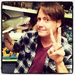 T.S. Quint proposes a return to the Jaws ride! @SirJeremyLondon going back to the MALL, ya'll! 8 down, 4 to go! #MR2 http://t.co/laSdWqtheB