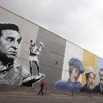Personagens de Chaves ganham novo mural na zona sul com 80 metros http://t.co/uRpLLYy7Cp http://t.co/maDSQOS7Py