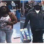 Hot Springs & Jacksonville PD are looking for these 2 people for breaking into cars & stealing credit cards #ARnews http://t.co/5QRTDtpXQU
