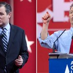 Only two GOP senators voted against the Republican budget — Ted Cruz and Rand Paul: http://t.co/MRyPs8t79y http://t.co/Ce1Xj7gApA