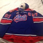 Seems like @WHLpats jersey should be appropriate work attire today! #Playoffs2015 #GameChangers http://t.co/VfWQZPBHJg