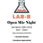 Open mic going down tom. at @LABBrampton in #Brampton. Epic shenanigans to follow at @QueenGypsyPub. Come join us! http://t.co/p3wmglOB2c
