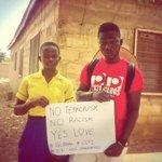 "Peace in Africa @AyTeeEf2131 #LCFI @CNN @BBCAfrica @jayfoley2131 @jeremie2131  @official2131 @2131_knust @LuvBen18 http://t.co/0nu9pn2MdA"""""
