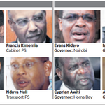 How many TNA and URP Governors and MPs have been mentioned in the Uhuru list? Because they are not corrupt? http://t.co/MsT6kDN7KH