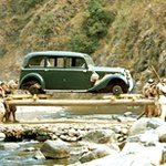 Back in 1940s #Nepal, cars didn't carry people, people carried cars http://t.co/9xT9k8qy4q http://t.co/YN6stUWMdo