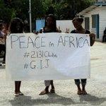 #Peace in Africa #LCFI #2131clubs #GIJ... @BBCWorld @cnn @jayfoley2131 @official2131 http://t.co/LbmzMASq0d