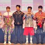 "Put Your Hands Up, Hottest! 2PM Siap ""Menggila"" di Jakarta http://t.co/9bcCwddHUz http://t.co/sLbEEw8BU3"