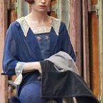 Эдди Редмэйн на съемках фильма «Девушка из Дании» о первом в мире мужчине, сменившем пол http://t.co/qxYzYK9yeR http://t.co/A5hdPeCNVW