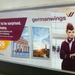 #Germanwings has asked TfL to take down its get ready to be surprised adverts http://t.co/x7qCn5u6yu http://t.co/6hG7lsyfeQ
