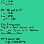 "Jah know… #Reddd""@Updatebanget_: [IKLAN] Jasa Up Follower Instagram Murah • Hub: 081996785276/5453CCCB @UBSosmed http://t.co/uNZqm6KcyL"""