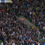 Tonights attendance is 18,205, thanks to all #MVFC members & fans who supported the boys #MVCvCCM 2-1 http://t.co/xQhsvZcrg1