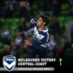 Game over at @AAMIPark & its a 2-1 win for the boys in blue. @Guifinkler with 2 brilliant goals! #MVCvCCM #MVFC http://t.co/9czzZFNGHf