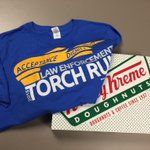 $20 donation for @SpecialOlympics gets you a cool shirt & dozen doughnuts @krispykreme #lkld until 10AM this AM. http://t.co/gOx8xljCRD