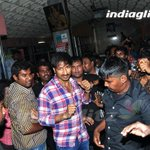 #Gopichand and #RaashiKhanna watch #Jil with audiences   more here @ http://t.co/PQCVL4sa1d http://t.co/CfoAkIhDsw