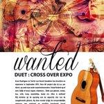 Op zoek naar snaarinstrumenten kunst tentoonstelling! #expo #gitaar #art #Eindhoven #SharingIsCaring #support http://t.co/x3Zv8hFJUv