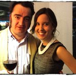 Its always a pleasure to share a glass of wine with @PatriciaIsMo #winemoments #goodfriends #London http://t.co/ejqhV8dKAx