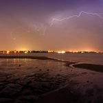 Another from last night - East Point lightning @cityofdarwin http://t.co/8cfpCEOxW0 #topend @TourismNT @TheNTNews http://t.co/ZLMQ3IdsWD