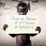 RT @KarotDj: Peace in Africa #LCFI @CNN @BBCWorld @jayfoley2131 http://t.co/fYnbWXhcpc