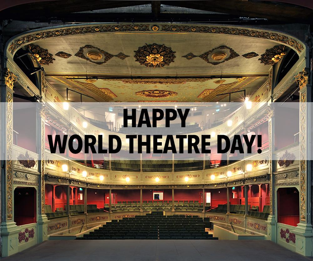 Wishing everyone a happy #WorldTheatreDay! We hope you all sample some theatrical delights this weekend. http://t.co/tZSlGLK6DG