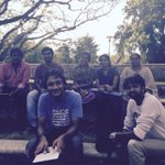 RT @KaReFo: Our team in Chemmozhi Poonga for new weekly seminar series. This week Raj initiated a talk on NLP tools.