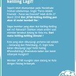ayo yang pengen ds di malang, up #PareoKeliling2 #Malang -Iz http://t.co/cPWFj4lLyK