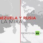 RT y @teleSURtv estrenan un programa conjunto: #Venezuela y Rusia en la mira No se lo pierda http://t.co/goUDvW9q7j http://t.co/12kmyvmZ2r